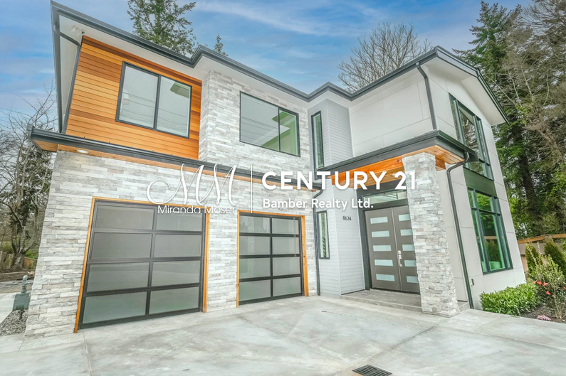 modern homes in Calgary for sale